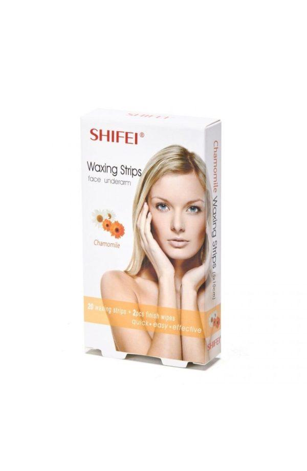 Sensitive Skin Facial Wax Strips